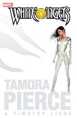 WHITE TIGER Trade Paperback written by Tamora Pierce & Timothy Liebe
